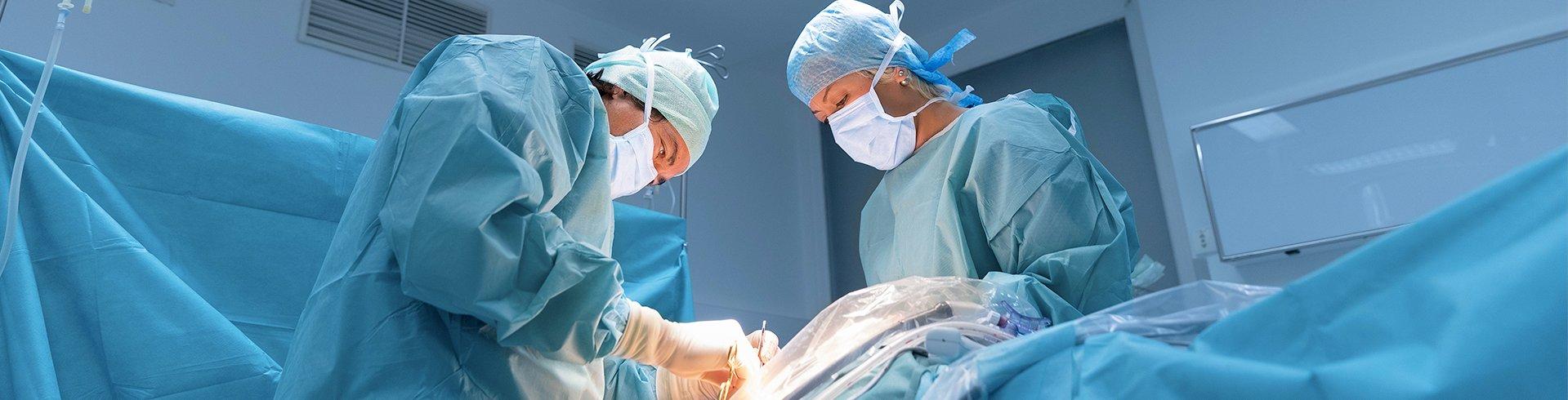 Opération du strabisme
